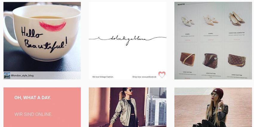 Prelovee's Pics: Unsere Fashion Experten auf Instagram