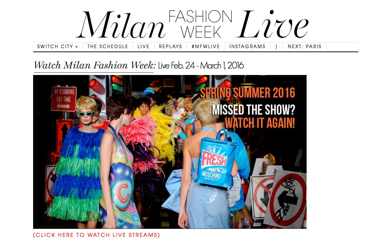 Mamma mia, Mailand! Die Metropole für Mode, Möbel und Musik.