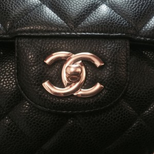 Chanel Flap Bag Logo
