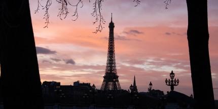 Das große Finale des Fashion Week Marathons in Paris