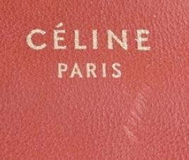Céline Phantom Logo