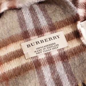 fake spotting so erkennst du einen original burberry schal. Black Bedroom Furniture Sets. Home Design Ideas