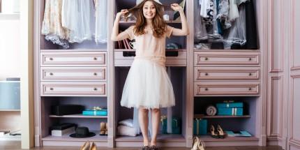 Mission ausmisten – So schaffst Du wieder mehr Platz im Kleiderschrank