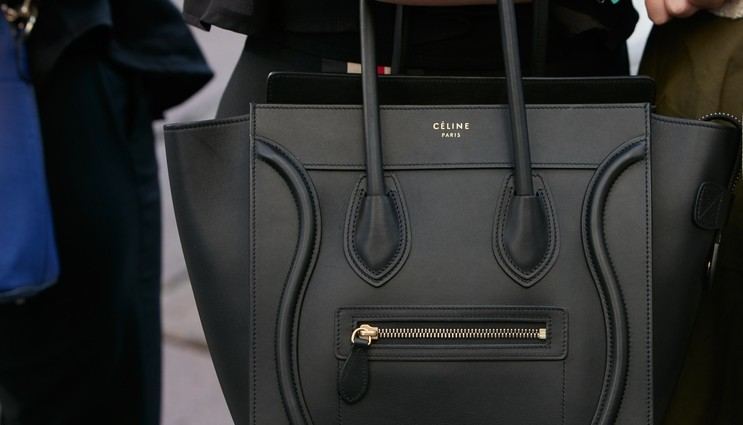Fake Spotting So erkennst Du eine Original Céline Phantom Bag