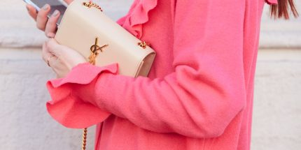 Pretty in Pink durch den Frühling