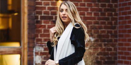Bloggerin Karolina Alexandrova im Kurzinterview