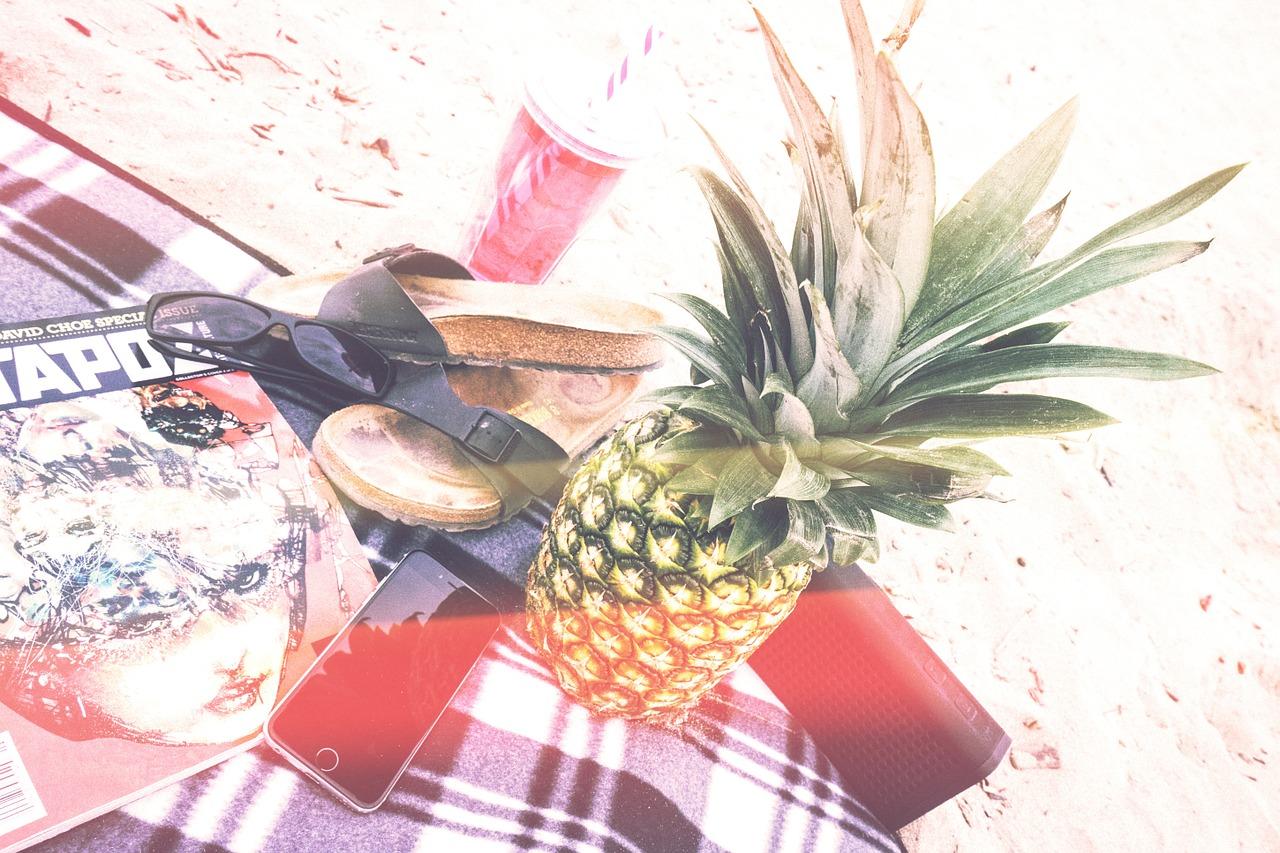 #Beachday- Diese Dinge müssen in Deine Strandtasche