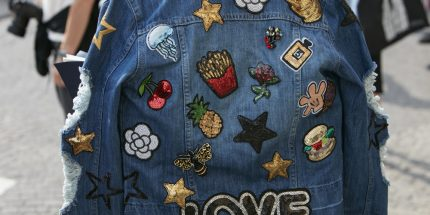 Der neue Denim-Trend: Say it with Patches
