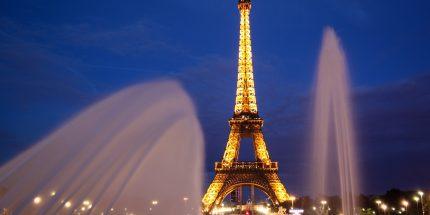 Paris – Die Stadt der Liebe