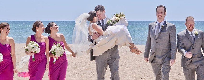 Dresscode Hochzeit: Das sind die Do´s und Dont´s