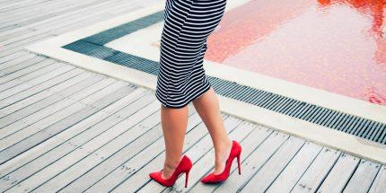 Diese Schuhe sind perfekt für Deinen Büro-Auftritt an heißen Tagen