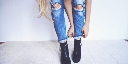 Die Jeans – Von der Arbeiterhose zum Kultobjekt