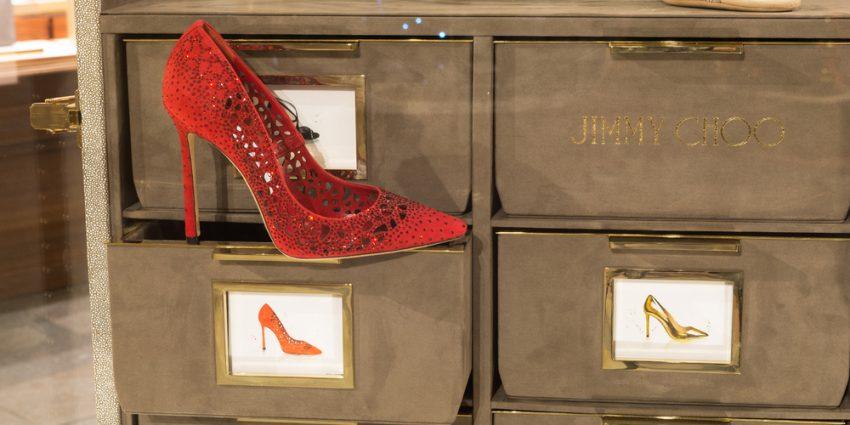 So erkennst Du Original Jimmy Choo Schuhe