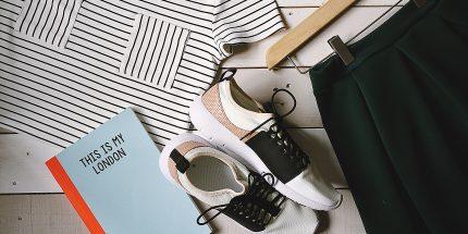 Schwarz-Weiß – Das Go-To aller Fashionistas