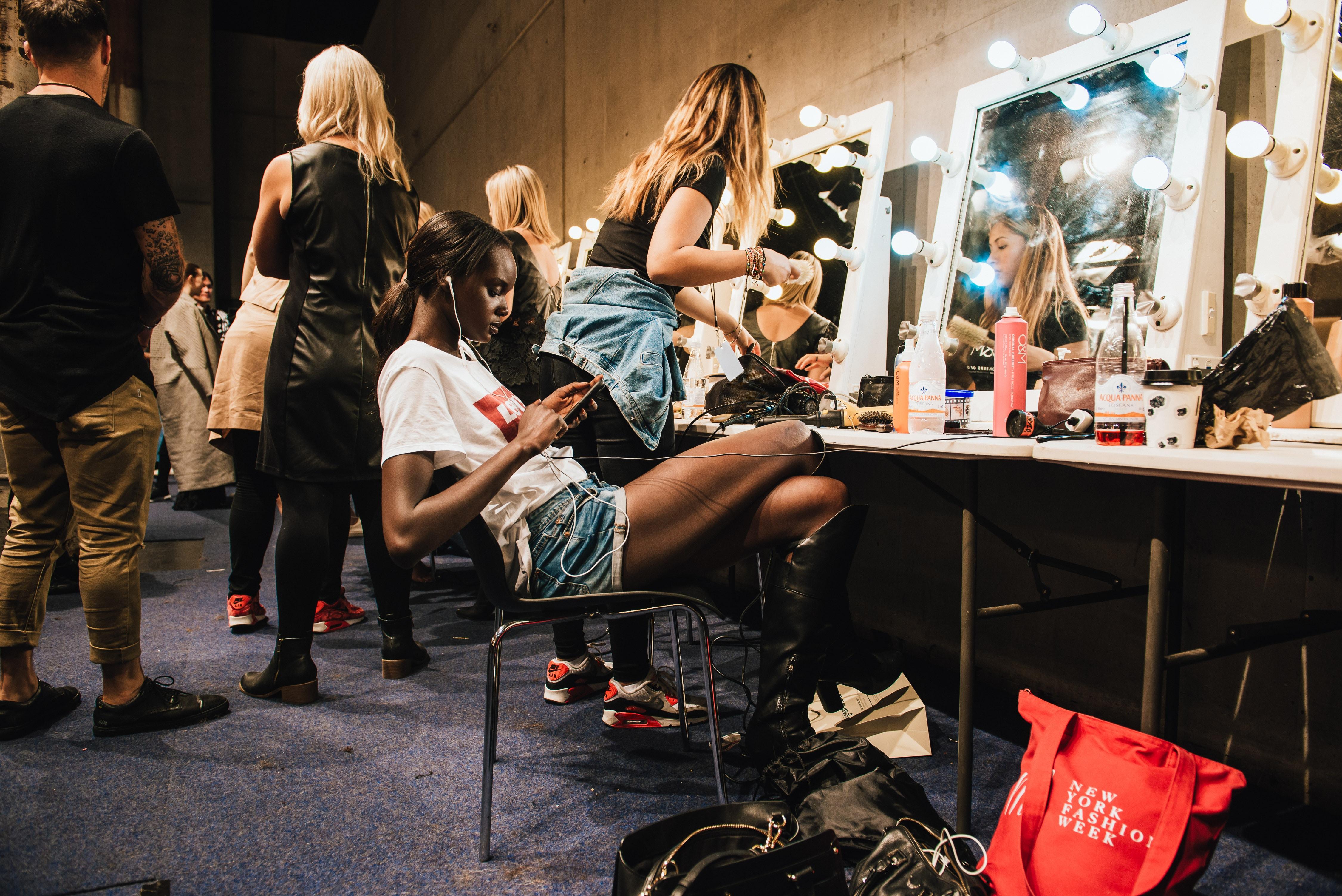 Trendprognose von der Fashion Week in New York City