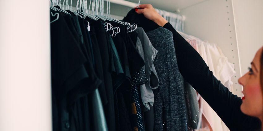 Ausmisten: System Kleiderbügel