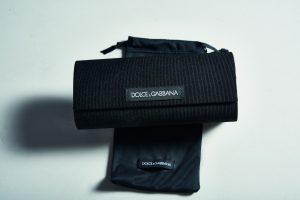 genuine or fake Dolce & Gabbana sunglasses - the case